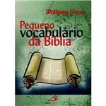 Livro - Pequeno Vocabulário da Bíblia