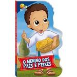 Livro - Pequenos Heróis da Fé: o Menino dos Pães e Peixes