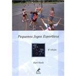 Livro - Pequenos Jogos Esportivos