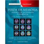Livro - Perda da Memória, Doença de Alzeimer e Demência