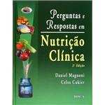 Livro - Perguntas e Respostas em Nutrição Clínica