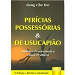 Livro - Perícias Possessórias & de Usucapião
