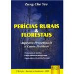 Livro - Pericias Rurais e Florestais