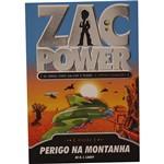 Livro - Perigo na Montanha: Coleção Zac Power