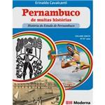 Livro - Pernambuco de Muitas Histórias: História do Estado de Pernambuco