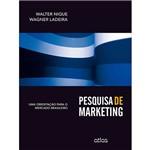 Livro - Pesquisa de Marketing: uma Orientação para o Mercado Brasileiro