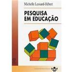 Livro - Pesquisa em Educação