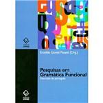 Livro - Pesquisas em Gramática Funcional
