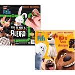 Livro - Pets a Vida Secreta dos Bichos: Max & Seus Amigos