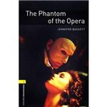 Livro - Phantom Of The Opera, The - With Cd Audio - Level 1