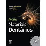 Livro - Phillips Materiais Dentários