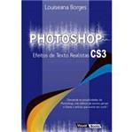 Livro - PhotoShop CS3 - Efeitos de Texto Realistas