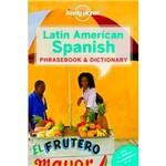 Livro - Phrasebook: Latin American Spanish