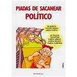 Livro - Piadas de Sacanear Político