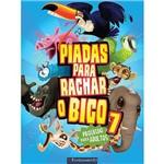 Livro - Piadas para Rachar o Bico Vol. 07