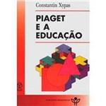 Livro - Piaget e a Educação