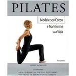Livro - Pilates - Modele Seu Corpo e Transforme Sua Vida