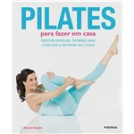 Livro - Pilates para Fazer em Casa