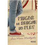 Livro - Pingos de Sangue no Play