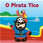 Livro - Pirata Tico, o