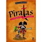 Livro - Piratas - os Personagens Mais Terríveis da História