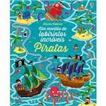 Livro - Piratas: um Montão de Labirintos Incríveis