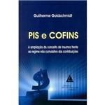Livro - Pis e Cofins: a Ampliação do Conceito de Insumos Frente ao Regime não Cumulativo das Contribuições