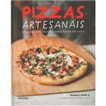Livro - Pizzas Artesanais: Receitas Irresistíveis para Fazer em Casa