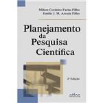 Livro - Planejamento da Pesquisa Científica