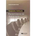 Livro - Planejamento e Gestão para Escritórios de Advocacia