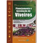 Livro Planejamento e Instalação de Viveiros