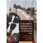 Livro - Planejamento, Equipamentos e Métodos para a Construção Civil