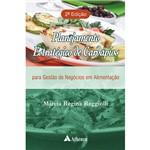 Livro - Planejamento Estratégico de Cardápios - para Gestão de Negócios em Alimentação