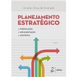 Livro - Planejamento Estratégico: Formulação, Implementação e Controle