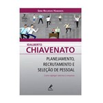 Livro - Planejamento, Recrutamento e Seleção Pessoal