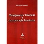 Livro - Planejamento Tributário e Interpretação Econômica