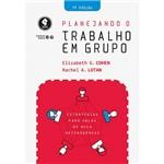 Livro - Planejando o Trabalho em Grupo