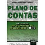 Livro - Plano de Contas: com Ênfase Nos Novos Padrões de Contabilidade - IFRS