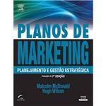 Livro - Planos de Marketing: Planejamento e Gestão Estratégica