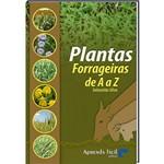 Livro Plantas Forrageiras de a A Z