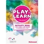 Livro - Play And Learn - Activity Book