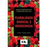 Livro - Pluralidade Sindical e Democracia