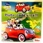 Livro - Pluto, Cadê Você?! - Coleção a Casa do Mickey Mouse
