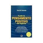 Livro - Poder do Pensamento Positivo Nos Negocios, o