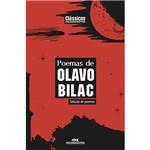 Livro - Poemas de Olavo Bilac