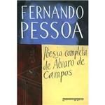 Livro - Poesia Completa de Alvaro Campos - Edição de Bolso