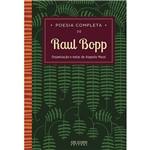 Livro - Poesia Completa de Raul Bopp