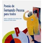Livro - Poesia de Fernando Pessoa para Todos