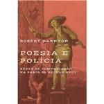 Livro - Poesia e Polícia