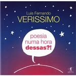 Livro - Poesia Numa Hora Dessas?!